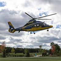 2019 GOPD Open House - Survival Flight