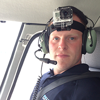 Officer Hughes - Aerial Surveillance